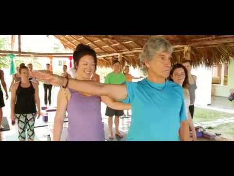 Yoga In Cuba Mhai Yoga Retreat Centre Youtube