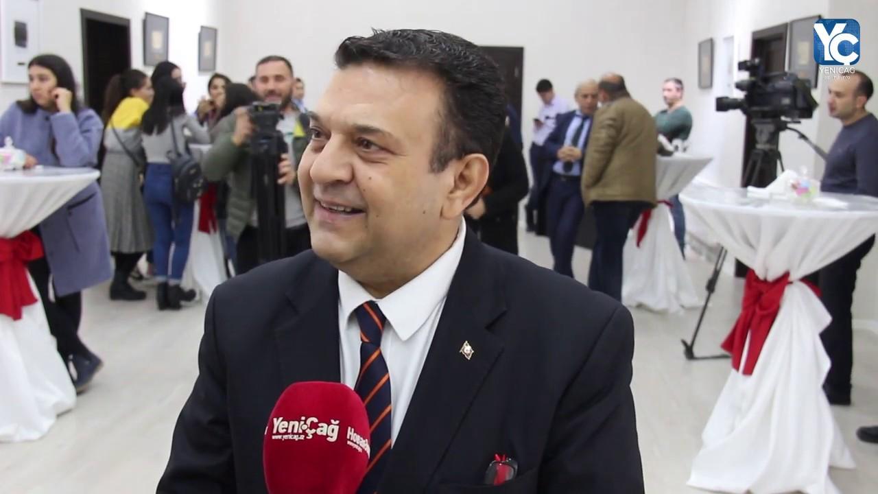 """Sabir Rüstəmxanlı """"Astar""""la """"Milli taleyimiz və biz""""i təqdim etdi - VİDEO"""