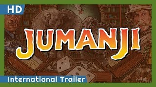 Jumanji (1995) International Trailer