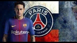 J'appelle la boutique du PSG pour en savoir plus sur le transfert de Neymar !