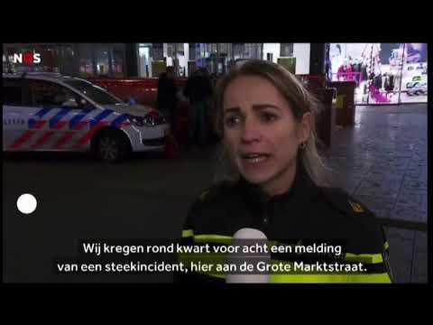 Den Haag Drie gewonden bij steekpartij in centrum