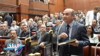 عمر مروان: وجود تيران وصنافير تحت الإدارة المصرية فى الخرائط لا يعني أنهما مصريتان.. فيديو