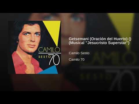 Camilo Sesto - Getsemani (Oración del Huerto) (Musical