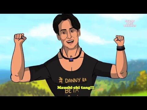 Heropanti Funny Hindi Movie | Tiger Shroff | 2016