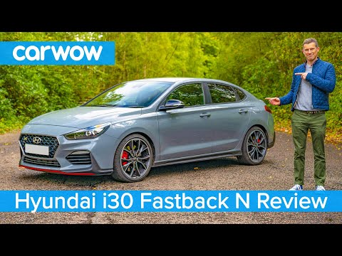 Hyundai i30 Fastback N 2020 review – see why it's the best value performance car EVER!