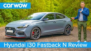 Hyundai i30 Fastback N 2020 review - see why it's the best value performance car EVER!