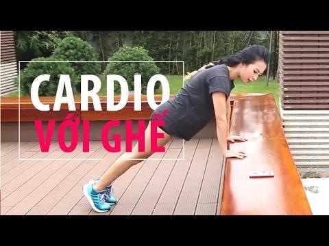 [HIIT SERIES] Ngày 13 – HIIT Cardio ngoài trời | Hana Giang Anh | Workout #54