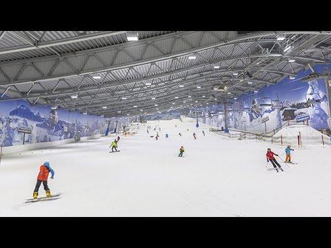 Skihalle Neuss - SalzburgerLand Tourismus