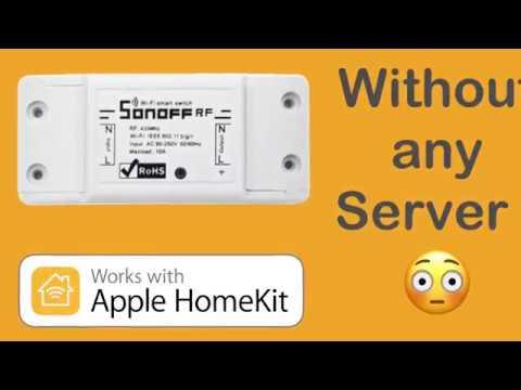 Sonoff Homekit 😳