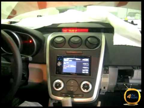 Автозвук. Caraudio Установка музыки в Mazda CX7