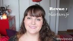 [. REVUE .] sur le site HairStore.fr + codes promo