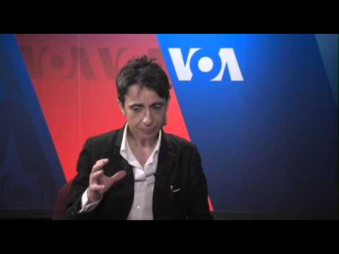 Q&A With Masha Gessen: Russia in 'Final' Phase of Putin's Rule