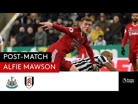 Mawson: Gutsy Performance