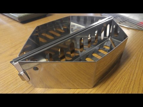 Quality Grill Parts Heavy Duty Charcoal Baskets vs Stock Weber Baskets