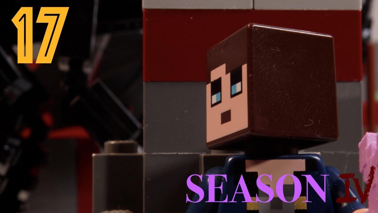 [부꾸형제] 반이와 바로의 마크 이야기 시즌4 , 17화, 레고스톱모션, Lego stop-motion