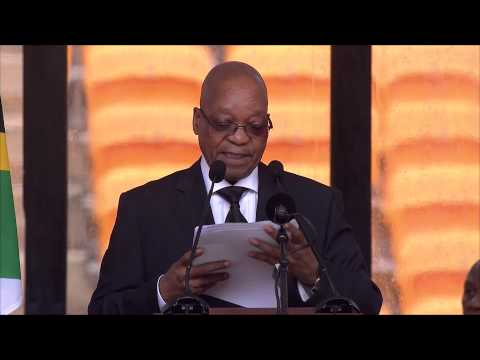 His Excellency Jacob Zuma