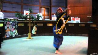 India Arie songs - Black History 2010 Interpretive Dance