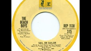 """Sail On Sailor"" w/Lyrics- The Beach Boys"