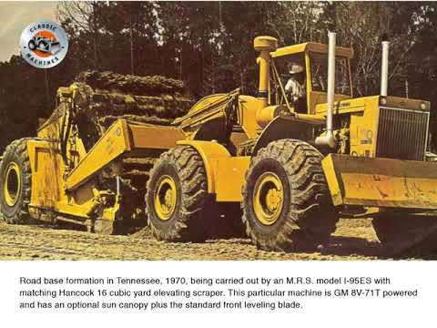Classic Earthmoving Companies: Mississippi Road Supply Company