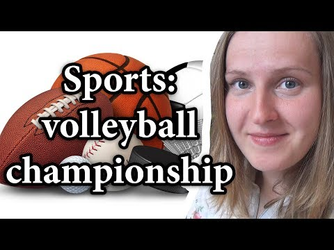 Volleyball Championship 2017 Russian Academy of Sciences