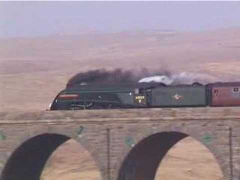 'UNION OF SOUTH AFRICA' at RIBBLEHEAD.