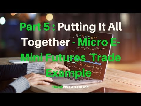 How to Trade the Micro E-Mini Futures: A Trade Walkthrough