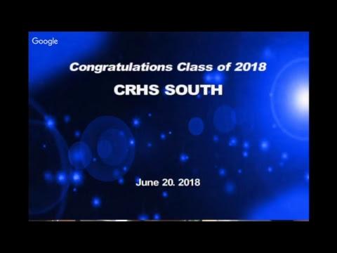 Council Rock High School South Graduation 6-20-18