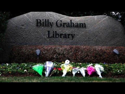 USA: hommages au prédicateur américain Billy Graham décédé