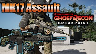 MK17 Assault | Tom Clancy's Ghost Recon Breakpoint