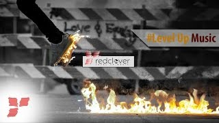 Repeat youtube video Angerwolf - Heaven's Gate - (feat Taylor Mosley)    #Level Up Music
