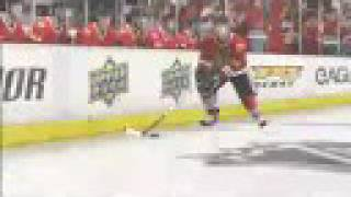 NHL 09 Producer Gameplay Upgrades Video