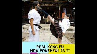 Real chines kong Fu