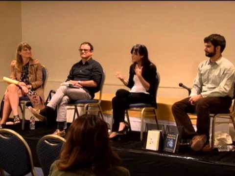 Young Adult Lit Panel