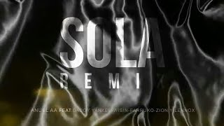 Sola Remix Letra Anuel AA.mp3