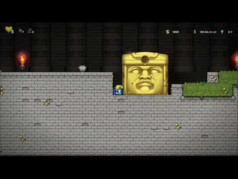Spelunky 2 – Any% Speedrun in 2:53.766