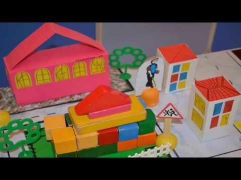 Мультфильм по пдд в детском саду