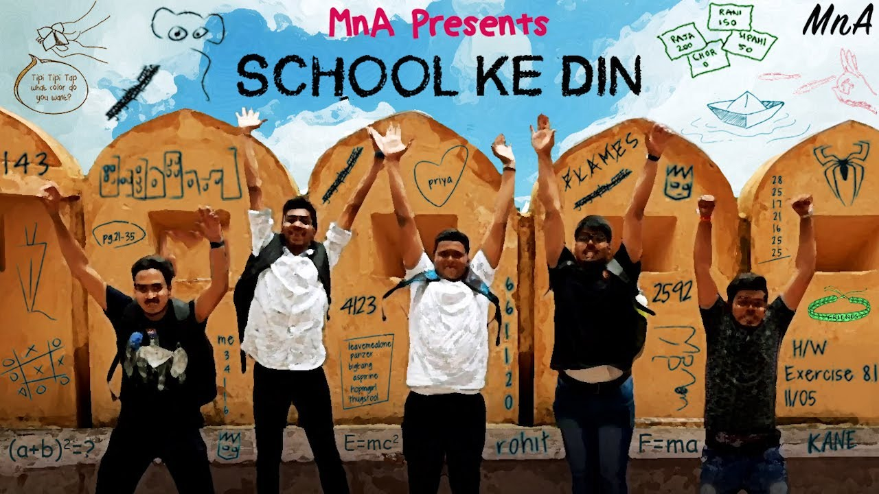 """School Ke Din"" 