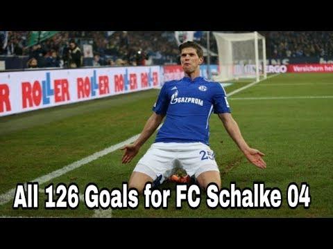 Klaas-Jan Huntelaar – All 126 Goals for FC Schalke 04