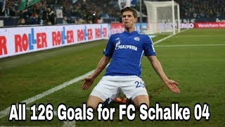Klaas Jan Huntelaar   All 126 Goals For Fc Schalke 04