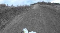 GOPRO #587 circuit de motocross LABARTHE ( 82 )