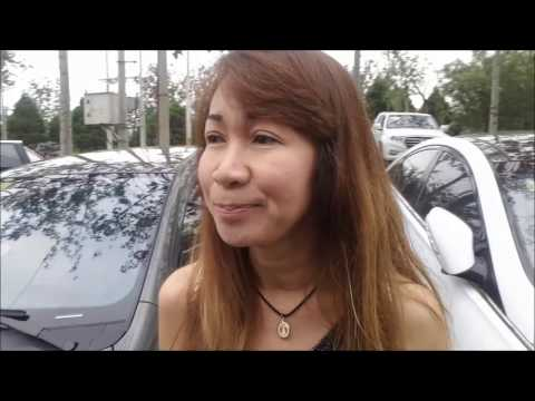 Foreigner Looking for Rent a Car in China...Alina & Rein's life DV.283