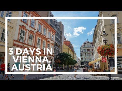 3 Days in Vienna, Austria | Day Trip to Bratislava, Slovakia