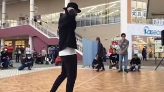 2on2 freestyle dance battle 準決勝 2016 11 20 hide vs パブリックエネミー