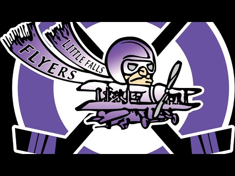 2021-02-04 Varsity Hockey - Little Falls Flyers vs Gentry Academy