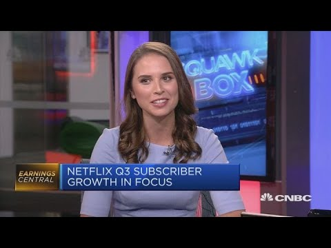 Netflix to report third-quarter earnings today | Squawk Box Europe Mp3