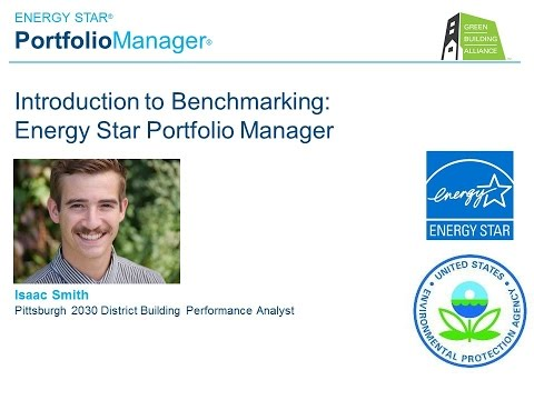Introduction to Energy Star Portfolio Manager