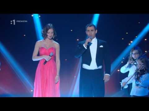 Nela Pocisková & Filip Tůma - Tichá Noc | Noc Nádejí 2015