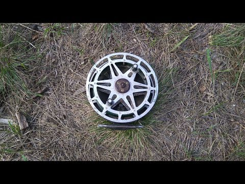 Инерционная катушка невская  Конструкция и заброс