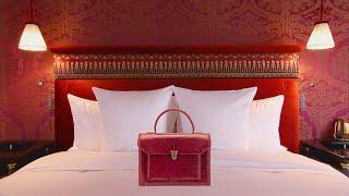 La Maison BAUDE dans le très luxueux hôtel LA RÉSERVE PARIS