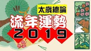2019太歲星君解說 己亥年 金玲老師(有字幕)